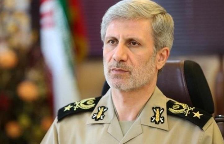 وزیر دفاع عید فطر را به وزرای دفاع کشورهای اسلامی تبریک گفت
