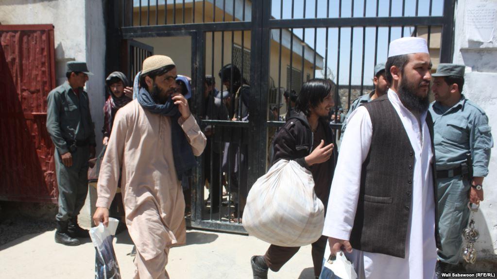 ۲۵۰ تن از زندانیان حزب اسلامی امروز آزاد می شود