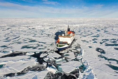 آب شدن یخهای قطب جنوب بسیار نگران کننده است
