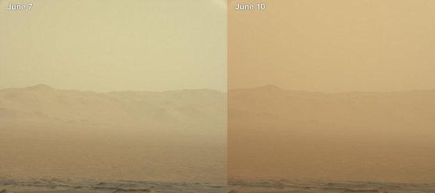 ناسا دلیل قطع ارتباط با «آپورچونیتی» را اعلام کرد