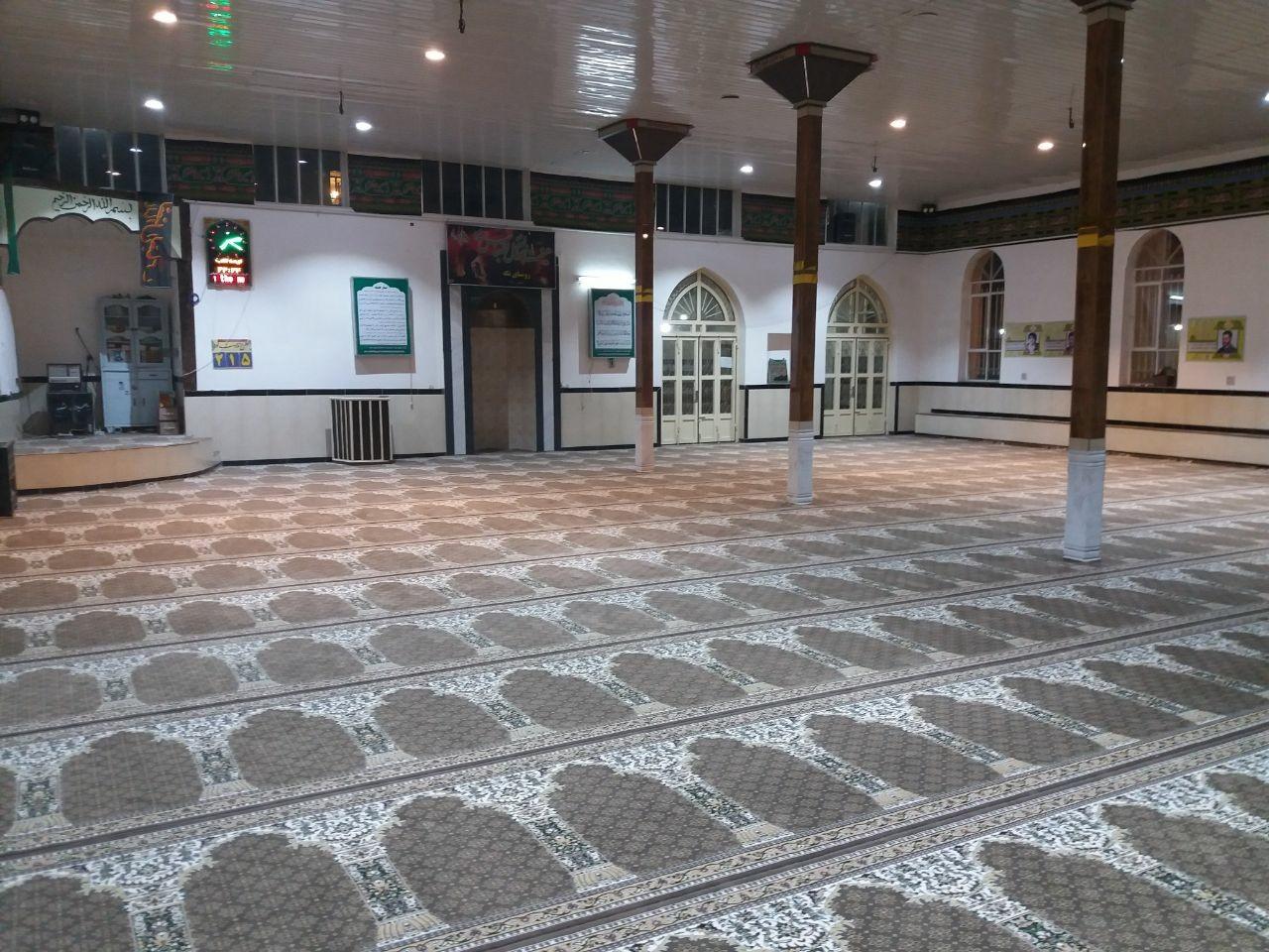 مسجد روستای تکه با کمک ۵۰۰میلیون تومانی خیران افتتاح شد