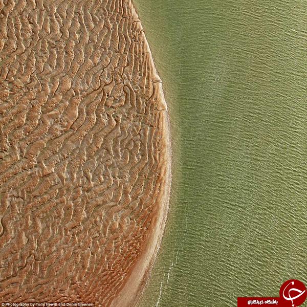 تصاویری زیبا از مناظر دیده نشده استرالیا