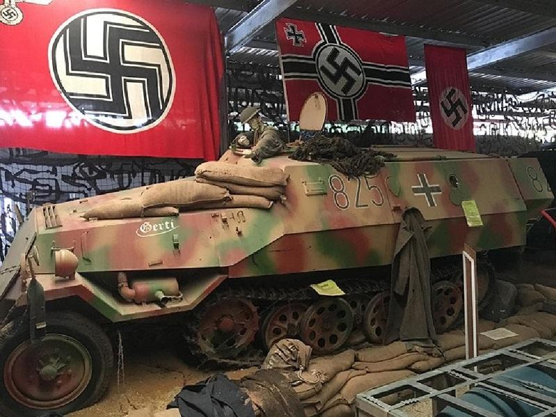استفاده از نماد نازی ها توسط نظامیان استرالیایی در افغانستان