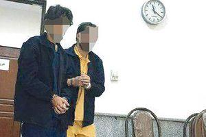 سارقان سابقهدار لوازم خودرو به هنگام خروج از پاتوقشان به دام افتادند + عکس