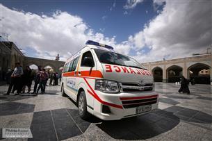 آمادگی کامل پایگاههای اورژانس حرم مطهر رضوی در عید فطر