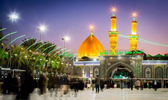 ۲۵ هزار ایرانی روز عید فطر در عتبات عالیات حضور دارند