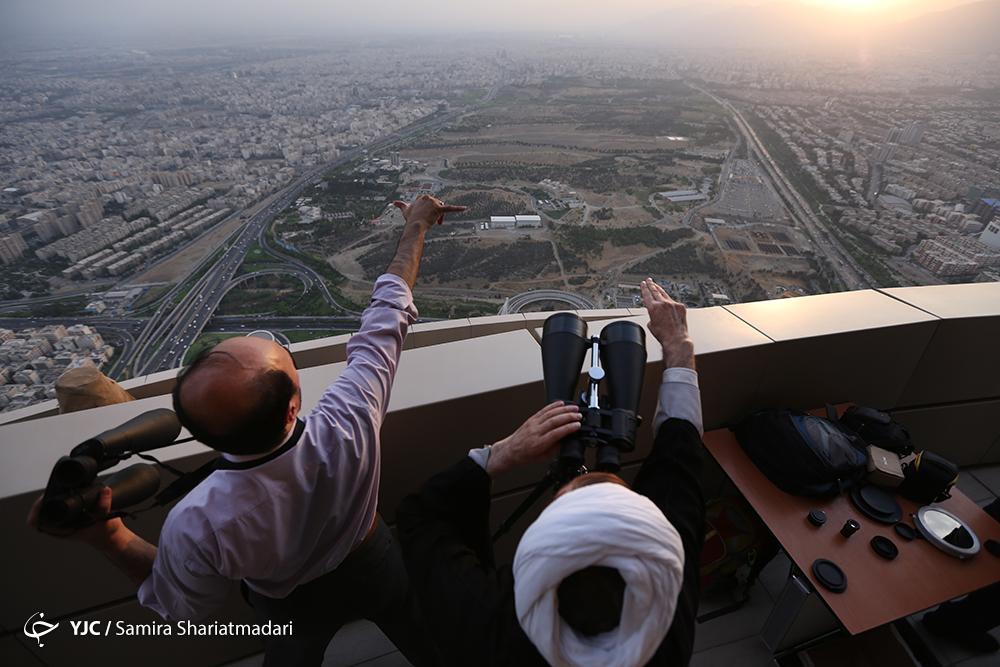 امشب هلال شلول به روزه داران لبخند می زند/ ایرانی ها در این شهرها به آسمان چشم بدوزند
