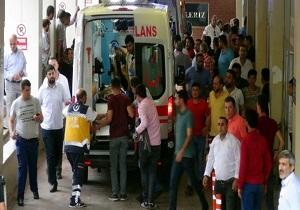 حمله مسلحانه به ستاد انتخاباتی اردوغان/۱۱ نفر کشته و زخمی شدند