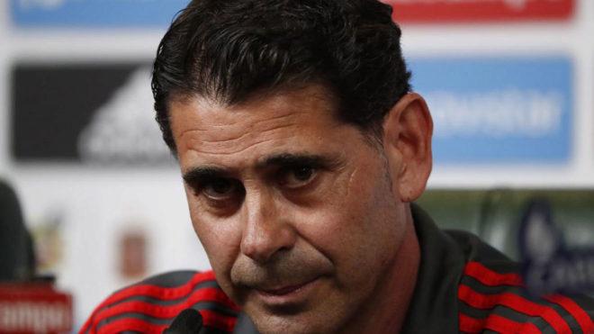 هیه رو: بازیکنانمان را باور داریم/ تغییرات تیم اسپانیا گسترده نیست