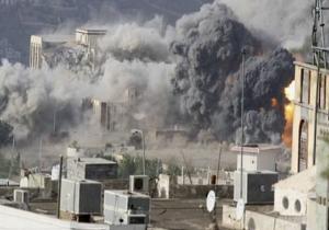 شهادت ۷ نفر در حمله جنگندههای سعودی به استان صعده یمن