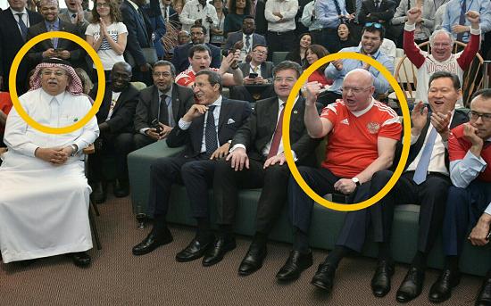 تحقیر فوتبالی عربستان در سازمان ملل+عکس