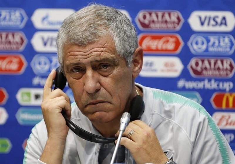 سانتوس: اسپانیا یک شبه تغییر نمی کند/ پرتغال توانایی پیروزی مقابل هر تیمی را دارد