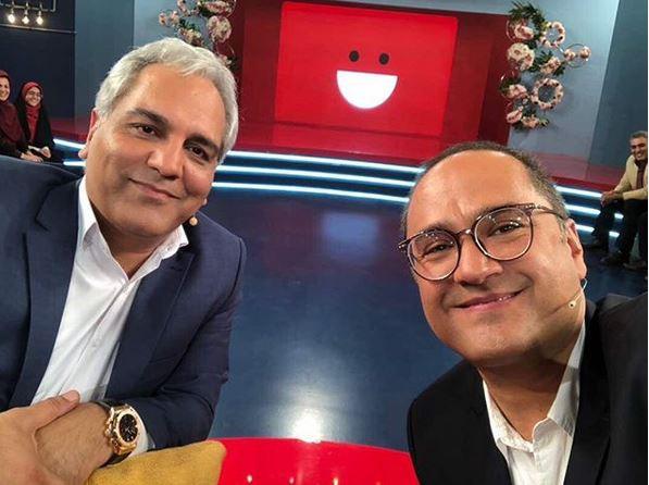 واکنش مدیری به حاشیه سازی ها علیه اجرایش در دورهمی/ کاپیتان طنز ایران فیلم جنگی می سازد