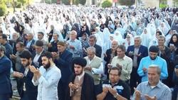 عید فطر نماد همبستگی و شکوه عظیم ملت های اسلامی