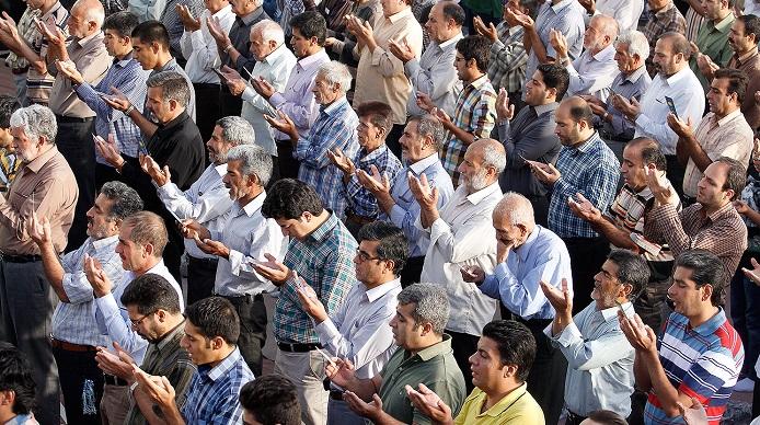 نماز عید فطر از مظاهر وحدت است