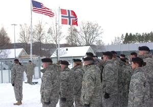 هشدار مسکو نسبت به افزایش حضور نظامی آمریکا در نروژ
