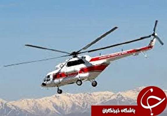 باشگاه خبرنگاران -انجام ۹۰۰ عملیات امدادی از سال ۹۳ تاکنون توسط اورژانس هوایی لرستان