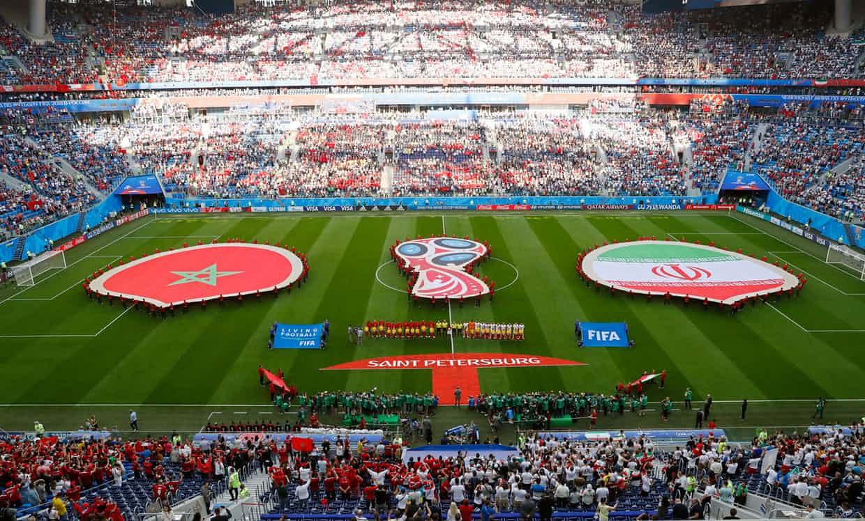 ایران ۱ - مراکش صفر / ایران با پیروزی بر مراکش آبروی آسیا را در جام جهانی خرید + فیلم و تصاویر