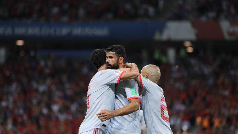 گزارش لحظه به لحظه/ پرتغال 2 - اسپانیا 1