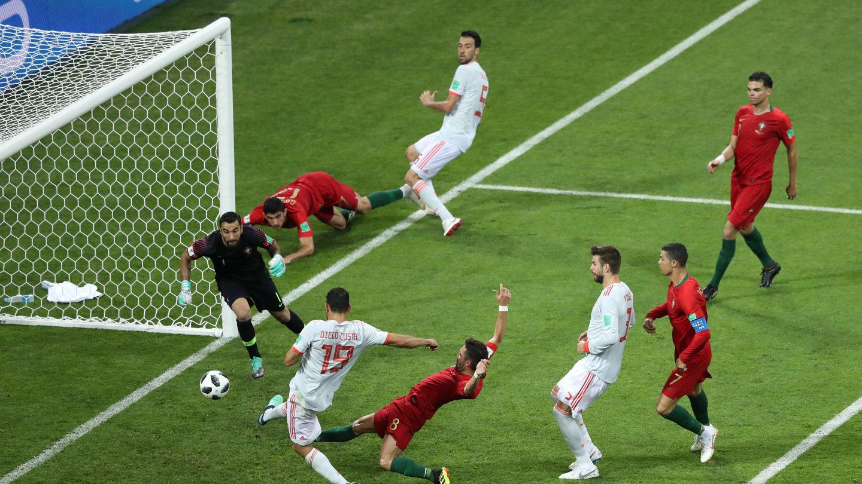 گزارش لحظه به لحظه/ پرتغال 2 - اسپانیا 3