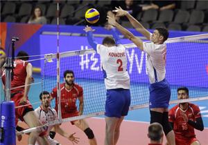خلاصه والیبال ایران و صربستان در ۲۶ خرداد ۹۷ +فیلم