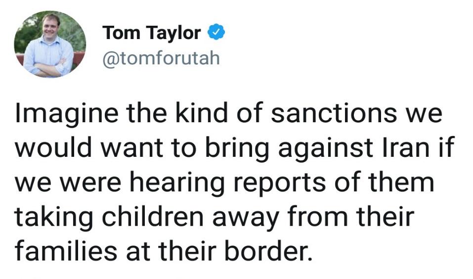 اگر ایران کودکان مهاجر را از خانوادههایشان جدا میکرد، آمریکا چه واکنشی نشان میداد؟!