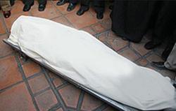 مرگ مردی در مراسم تشییع جنازه مادرش +فیلم
