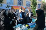 باشگاه خبرنگاران -گشایش نمایشگاه تولیدات خانگی بانوان در سامان