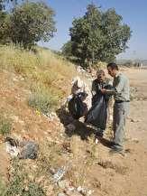 باشگاه خبرنگاران -مشارکت مردم محلی در پاکسازی طبیعت کهگیلویه وبویراحمد