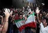 باشگاه خبرنگاران -شادی مردم کرمانشاه به خاطر پیروزی تیم ملی فوتبال ایران مقابل مراکش + فیلم