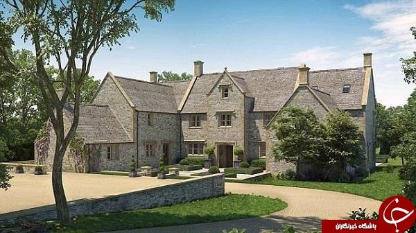 تصاویری از خانه عروس و داماد خانواده سلطنتی انگلیس
