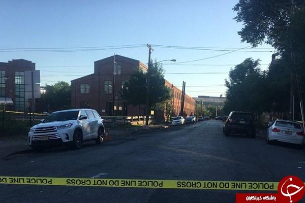 دست کم ۲۰ زخمی بر اثر تیراندازی در ایالت نیوجرسی آمریکا+ تصاویر
