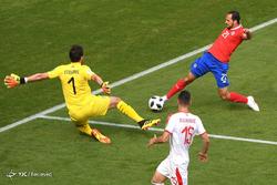 جام جهانی 2018 روسیه/دیدار تیمهای کاستاریکا و صربستان