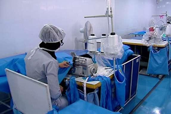 باشگاه خبرنگاران -چرخ لنگان تولید تجهیزات پزشکی/ وقتی واحدهای تولیدی بیکاری و نداری مشق میکنند