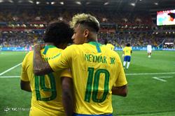 جام جهانی 2018 روسیه/دیدار تیمهای فوتبال برزیل و سوئیس