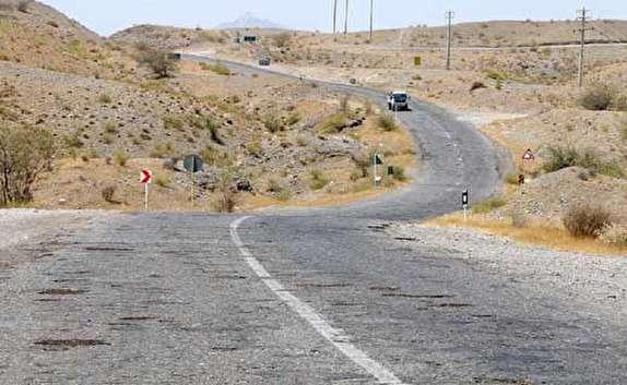 باشگاه خبرنگاران -خطر در کمین رانندگان در جاده شیراز -  کهنجان + فیلم