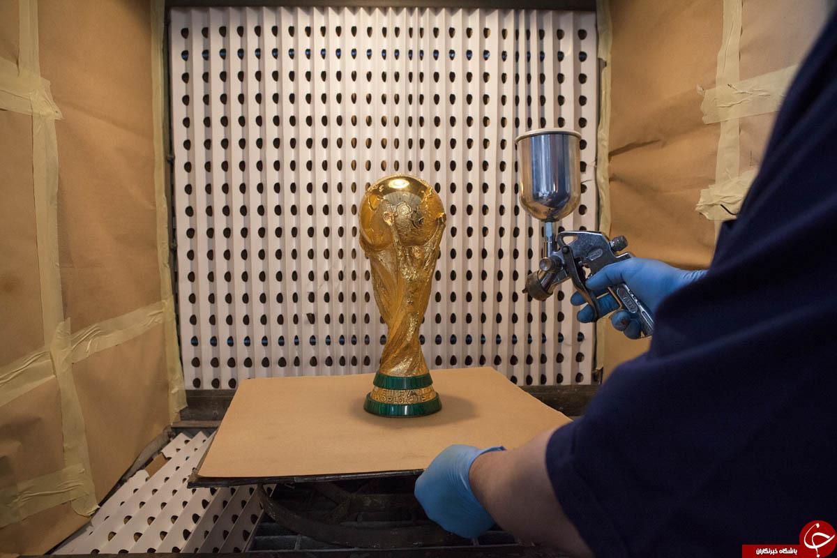 کاپ ایتالیایی بدون حضور تیم ایتالیا در جام جهانی روسیه تصاویر