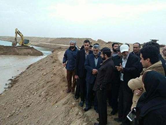 باشگاه خبرنگاران - مردم خوزستان در برابر خاک ها صبور باشند