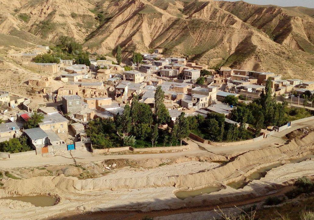 مناظری زیبا از طبیعت بکر در روستای گونای + فیلم