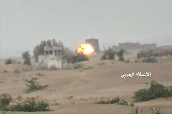 ضربات سنگین یمنیها به متجاوزان در ساحل غربی یمن