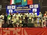 باشگاه خبرنگاران -کسب مقام سوم مسابقات آسیایی توسط تیم کاراته افغانستان