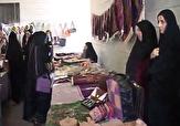 باشگاه خبرنگاران -تجلیل از بانوان فعال در بخش صنایع دستی در بویین زهرا