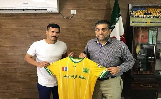 باشگاه خبرنگاران -ابقای ریکانی در تیم فوتبال صنعت نفت آبادان