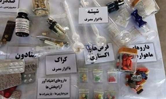 باشگاه خبرنگاران -كشف بيش از 241 كيلو گرم مواد مخدر در عمليات مشترک پليس زنجان و قم