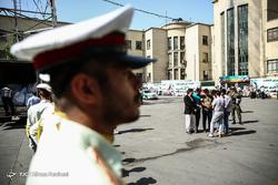 طرح رعد ۱۲ پلیس پیشگیری تهران بزرگ