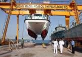 باشگاه خبرنگاران - بهره برداری از ۲ شناور مسافربری در شرکت کشتی سازی مدکندالوی قشم