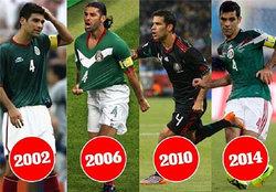 دعوای مکزیک و آمریکا به جام جهانی ۲۰۱۸ رسید