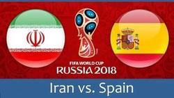 پیش بینی هنرمندان از نتیجه بازی ایران - اسپانیا در جام جهانی ۲۰۱۸