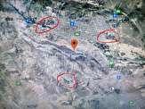 باشگاه خبرنگاران - تفرش لرزید + تصویر ماهوارهای