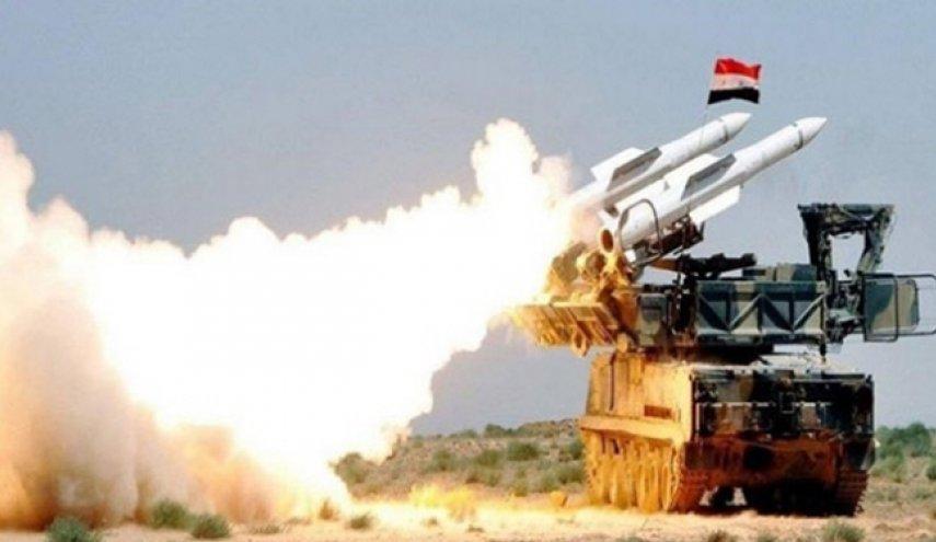 اذعان رژیم صهیونیستی به قدرت پدافند هوایی ارتش سوریه